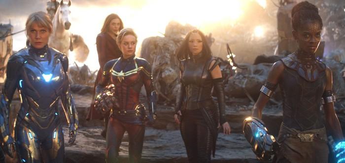Актрисы Marvel попросили Кевина Файги о фильме про женских супергероев