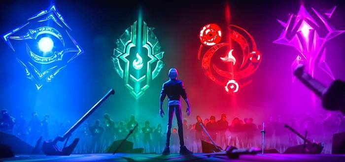 Хестековый сундук, образ Корки — празднование первого юбилея League of Legends