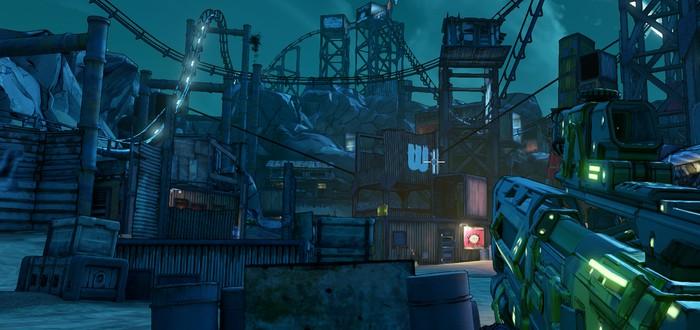 Игроки обнаружили в Borderlands 3 американские горки