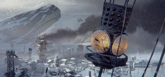 Стратегия Frostpunk вышла на PS4 и Xbox One