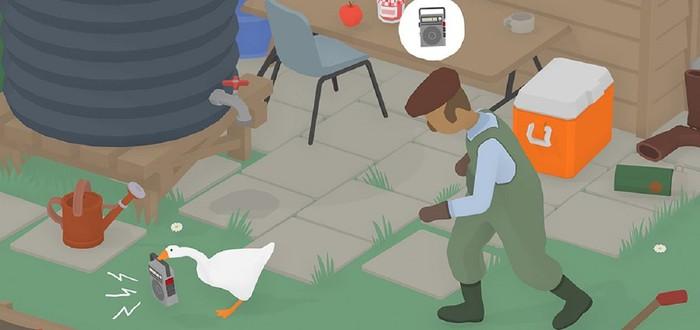 Инди-разработчик создал редактор персонажа для Untitled Goose Game