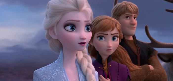 """Королевство в опасности — финальный трейлер """"Холодного сердца 2"""""""