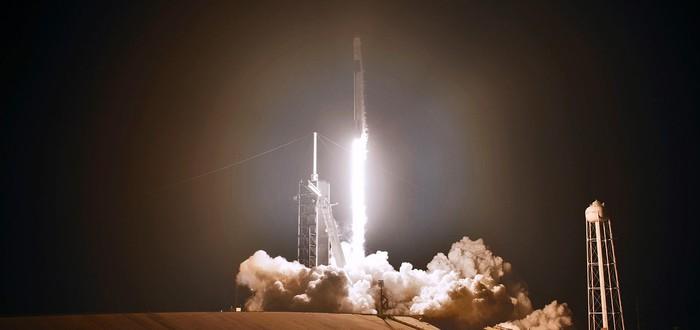 SpaceX запросила разрешение на запуск еще 30 тысяч спутников Starlink