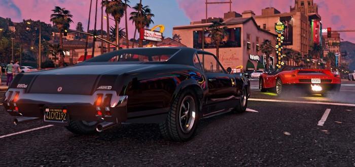Фанат запустил стрим-марафон по GTA V, который продлится до релиза GTA 6