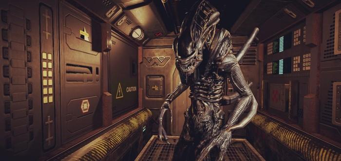 Трейлер Alien: Hope for the Future — фанатской игры про Чужого