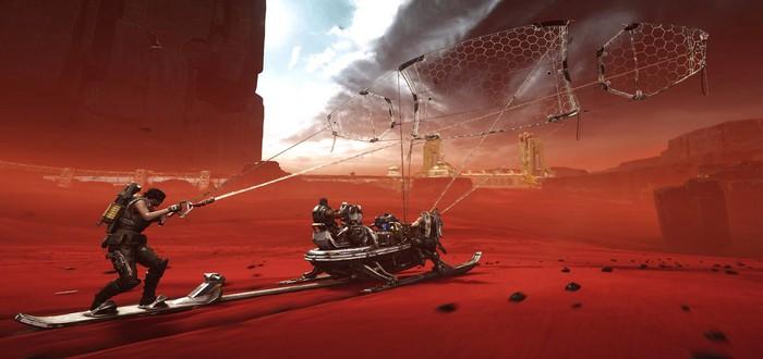 """Разработчики Gears 6 черпают вдохновение из """"Рассказа Служанки"""""""