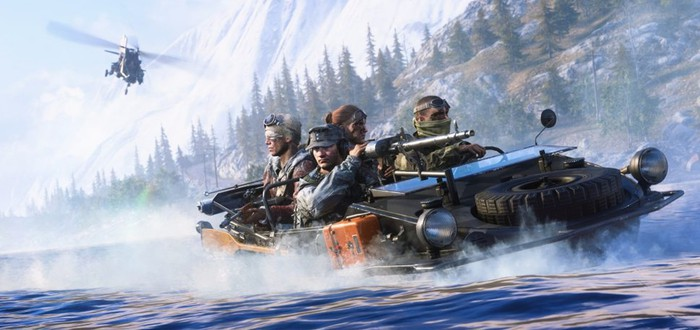 """""""Война на Тихом океане"""" — трейлер пятой главы Battlefield 5"""