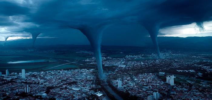 На Unreal Engine 4 создали самый страшный виртуальный ураган — теперь со звуком