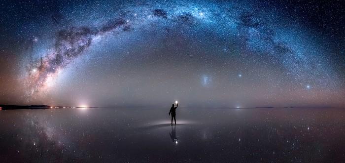NASA поделилось одним из лучших космических фото за год — захватывает дух
