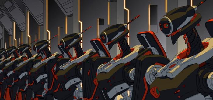 """Спасенная роботами — трейлер аниме Eden от режиссёра """"Стального алхимика"""""""