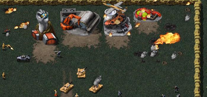Классика в 4K — геймплейный тизер ремастера Command & Conquer
