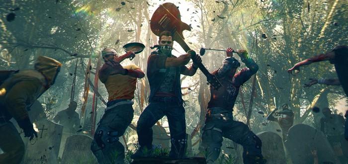 Трейлер временного события Dying Light, посвященного Left 4 Dead 2