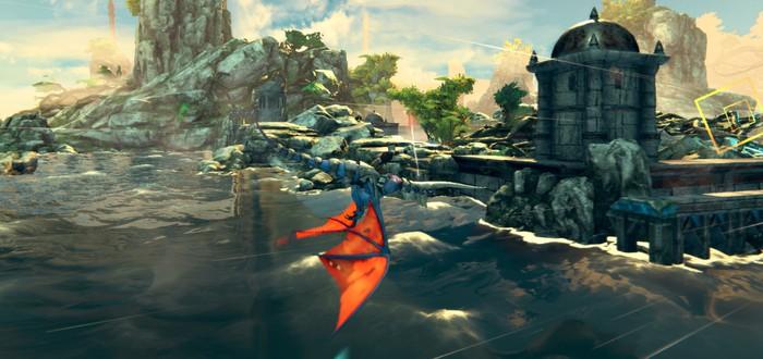 Ремейк Panzer Dragoon выйдет на PC в Steam