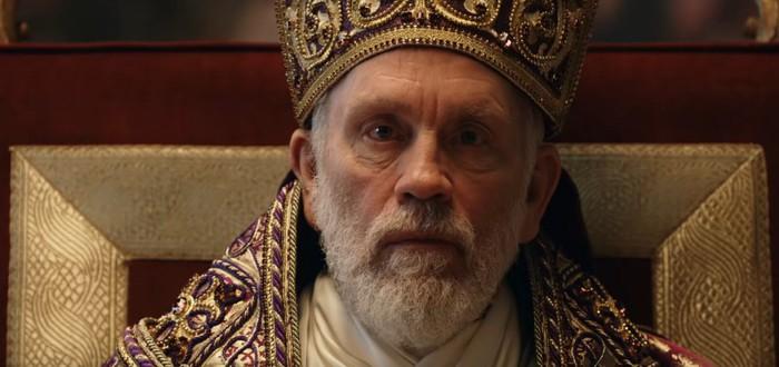 """Второй тизер """"Нового Папы"""" — премьера в январе"""