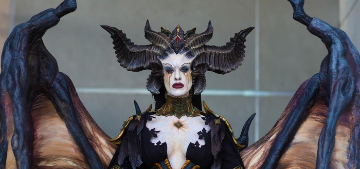 Официальный косплей Лилит из Diablo 4 на BlizzCon 2019