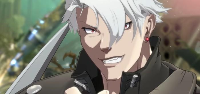 Анонс новых персонажей и час геймплея New Guilty Gear