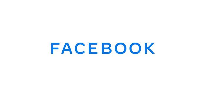 Facebook представила новый логотип, отражающий компанию в целом