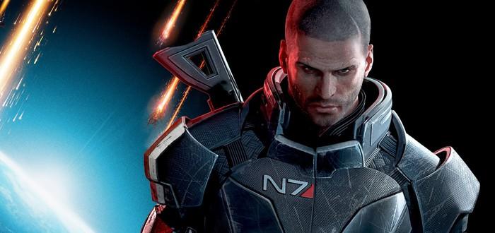 Кейси Хадсон показал четыре неопубликованных концепт-арта Mass Effect