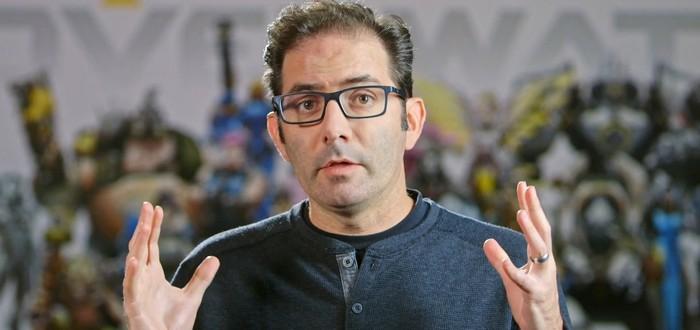 Джефф Каплан: Отстранение Blitzchung должно быть сокращено или отменено вовсе