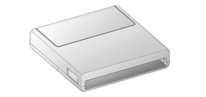 Sony оформила патент на картридж