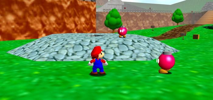 Вышла фанатская Super Mario 64 Land с новыми уровнями и боссами