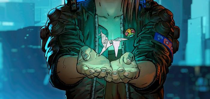 """CDPR опубликовала арт Cyberpunk 2077 с отсылкой к """"Бегущему по лезвию"""""""