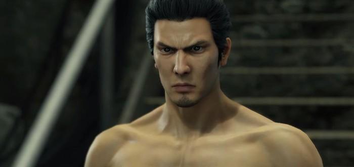 В новом трейлере Yakuza: Like a Dragon главный герой встречает протагониста прошлых частей