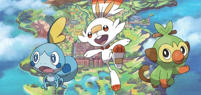 Оценки Pokemon Sword & Shield — Хорошо, но не более