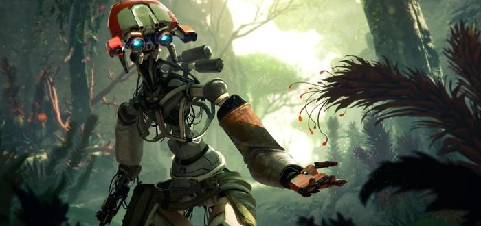 Релизный трейлер Stormland — VR-шутера от Insomniac