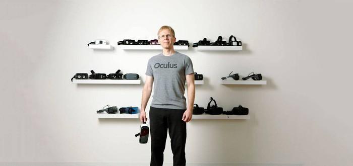 Джон Кармак отошел от дел Oculus и занялся созданием собственного ИИ