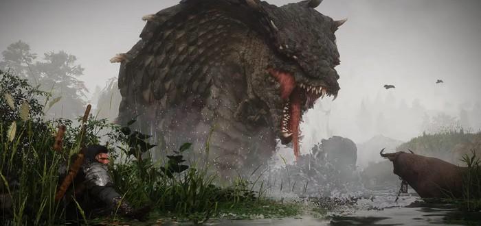 Первый трейлер MMORPG Crimson Desert — приквела Black Desert