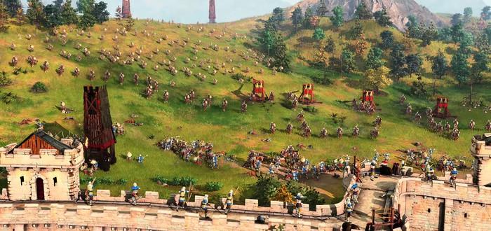 X019: Первый геймплейный трейлер Age of Empires 4