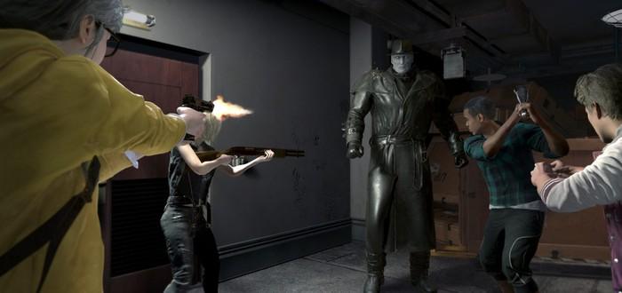 X019: 8 минут геймплея Project Resistance в 4K