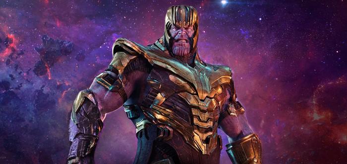 """Удаленная сцена """"Мстители: Финал"""" подтверждала теорию, что Танос все еще жив"""