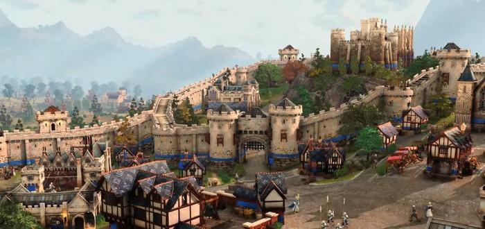 В Age of Empires 4 не будет микротранзакций