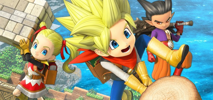 Dragon Quest Builders 2 выйдет на PC