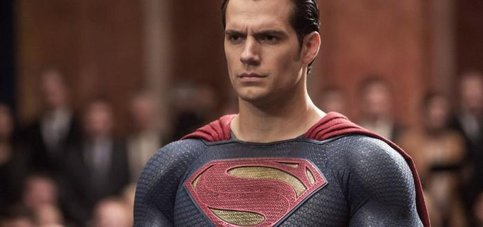 Генри Кавилл хочет вернуться к роли Супермена