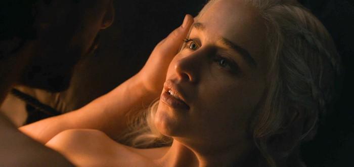 """Эмилии Кларк предлагали раздеться перед камерой после роли в """"Игре престолов"""""""