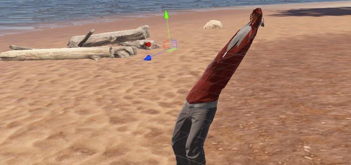 Разработчикам Rust пришлось сделать персонажей жирафами, чтобы игроки могли видеть свои ноги