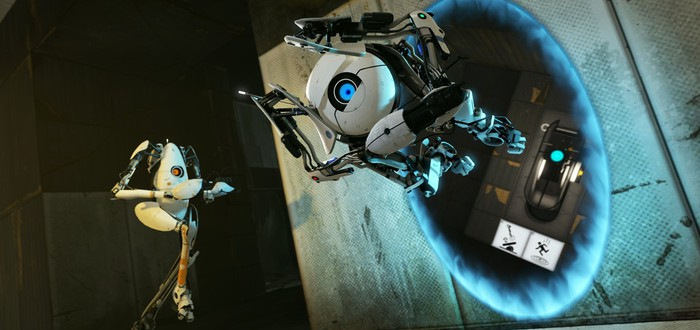 Portal 2 получила поддержку локального кооператива
