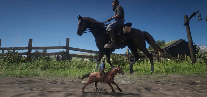 Новый мод Red Dead Redemption 2 позволяет стать игрушечным ковбоем