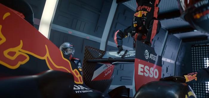 Команда Формулы-1 провела пит-стоп в условиях невесомости