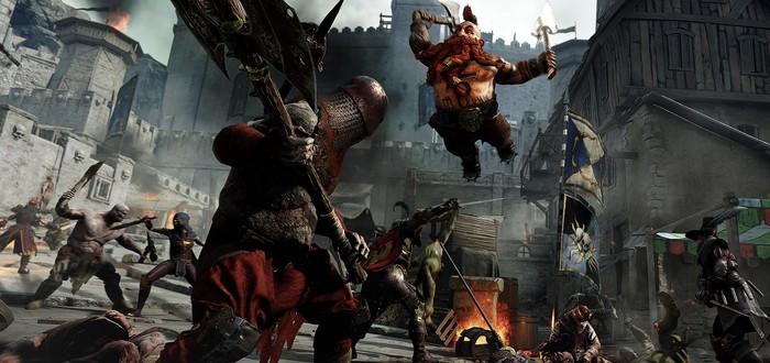 Warhammer: Vermintide 2 получила бесплатные выходные в Steam
