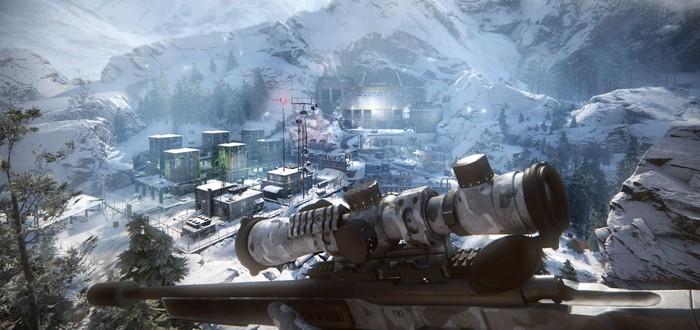 Релизный трейлер и оценки Sniper: Ghost Warrior Contracts
