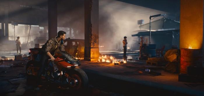 У разработчиков Cyberpunk 2077 не будет новых игр на старте нового поколения консолей