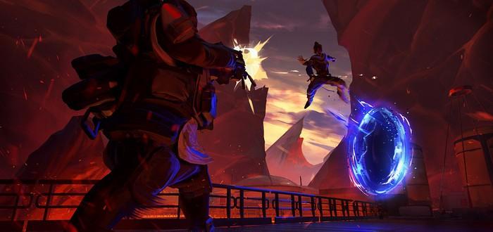Согласно опросу, игроки Apex Legends хотят нерфа Рэйф и Патфайндера