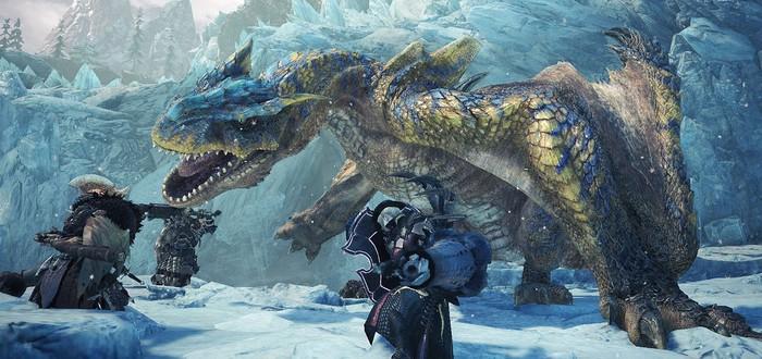 Monster Hunter World: Iceborne получит нового монстра и другой контент 5 декабря