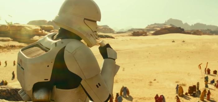 Джей Джей Абрамс признал, что сценарий The Rise of Skywalker утек в сеть из-за безответственного актера
