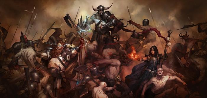 Разработчики Diablo 4 рассказали о мрачном тоне игры и устройстве открытого мира