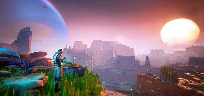 Первый трейлер Life Beyond — социальной MMO на колонизируемой планете